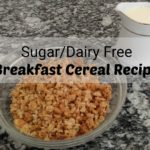 Why Boxed Breakfast Cereal is Toxic (+ recipe!)