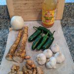 organic master tonic ingredients