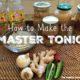 The Master Tonic: Natural Flu Antiviral