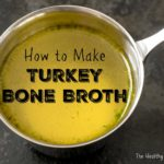 How to Make Turkey Stock (Video Tutorial)