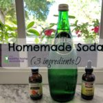 Healthy Homemade Soda in 5 Minutes!