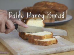 honey bread