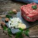 steak tartare recipe, raw meat recipes
