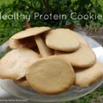 Healthy and Homemade Protein Cookies Recipe (+ VIDEO)
