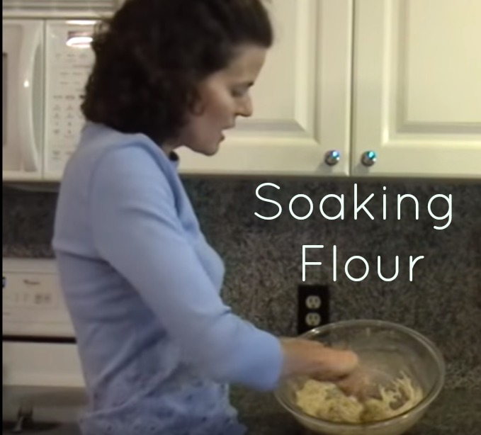 soaking flour basics