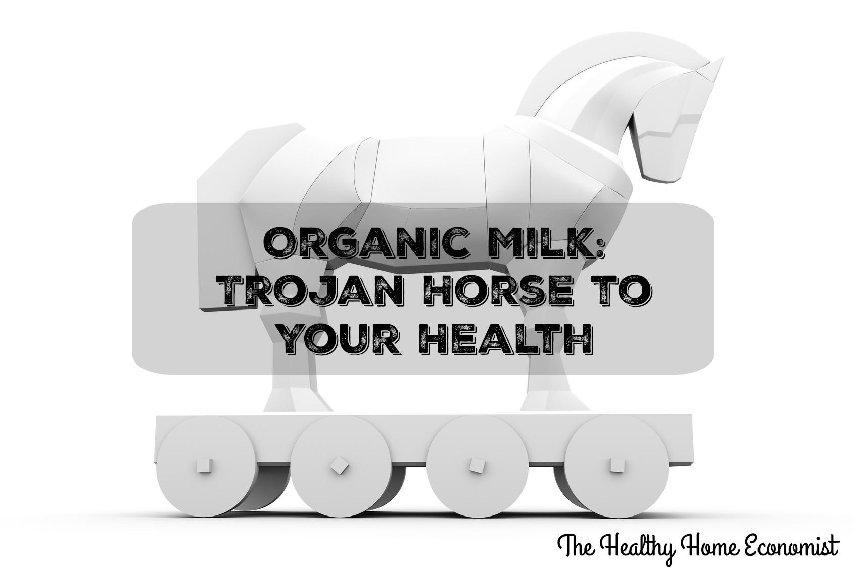 uht organic milk