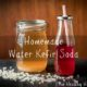 water kefir soda