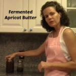 homemade apricot butter