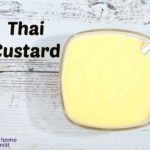 thai custard pudding