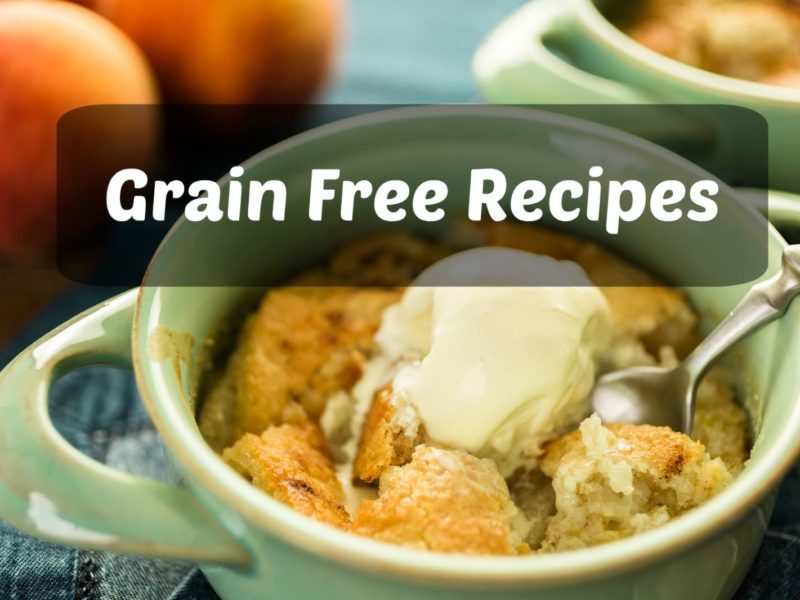 grain free/gaps recipes