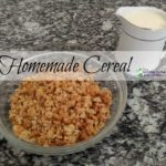 Healthy Homemade Breakfast Cereal Recipe (+ VIDEOS)