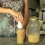 nondairy homemade formula
