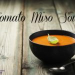 Homemade Miso Tomato Soup Recipe