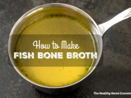 fish bone broth