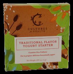 Traditional Yogurt culture