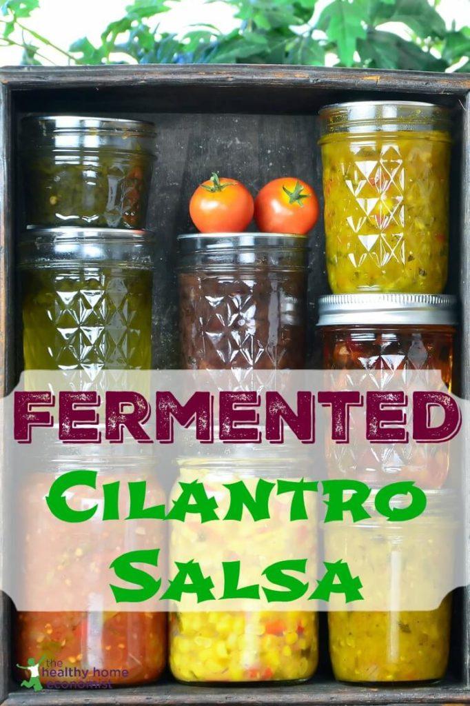 cultured salsa
