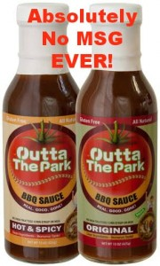 Outta the Park Barbecue Sauce