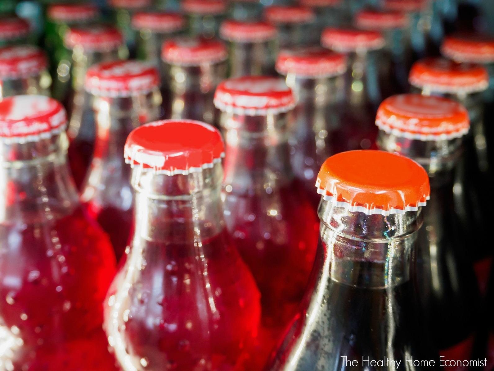sodium benzoate beverages