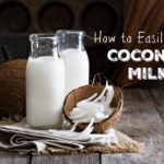 Easy RAW Homemade Coconut Milk Recipe (+ VIDEO)