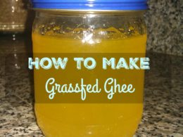 How to Make Ghee (Recipe + Video How-to) 3