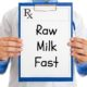 milk fast
