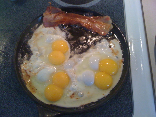 The Beauty of Double Yolk Eggs