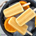 creamsicles recipes, popsicles recipe