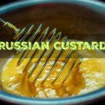 Russian Custard (best substitute for dairy cream)