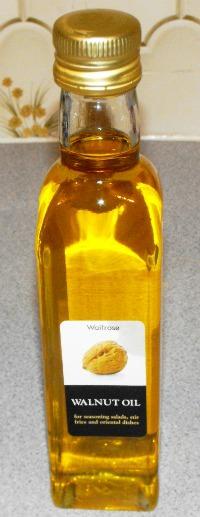 omega 3 rich walnut oil