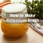 potassium broth