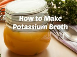 Potassium Broth for Rapid Recovery and Rejuvenation
