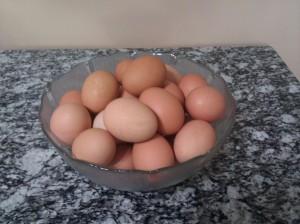 raw egg whites