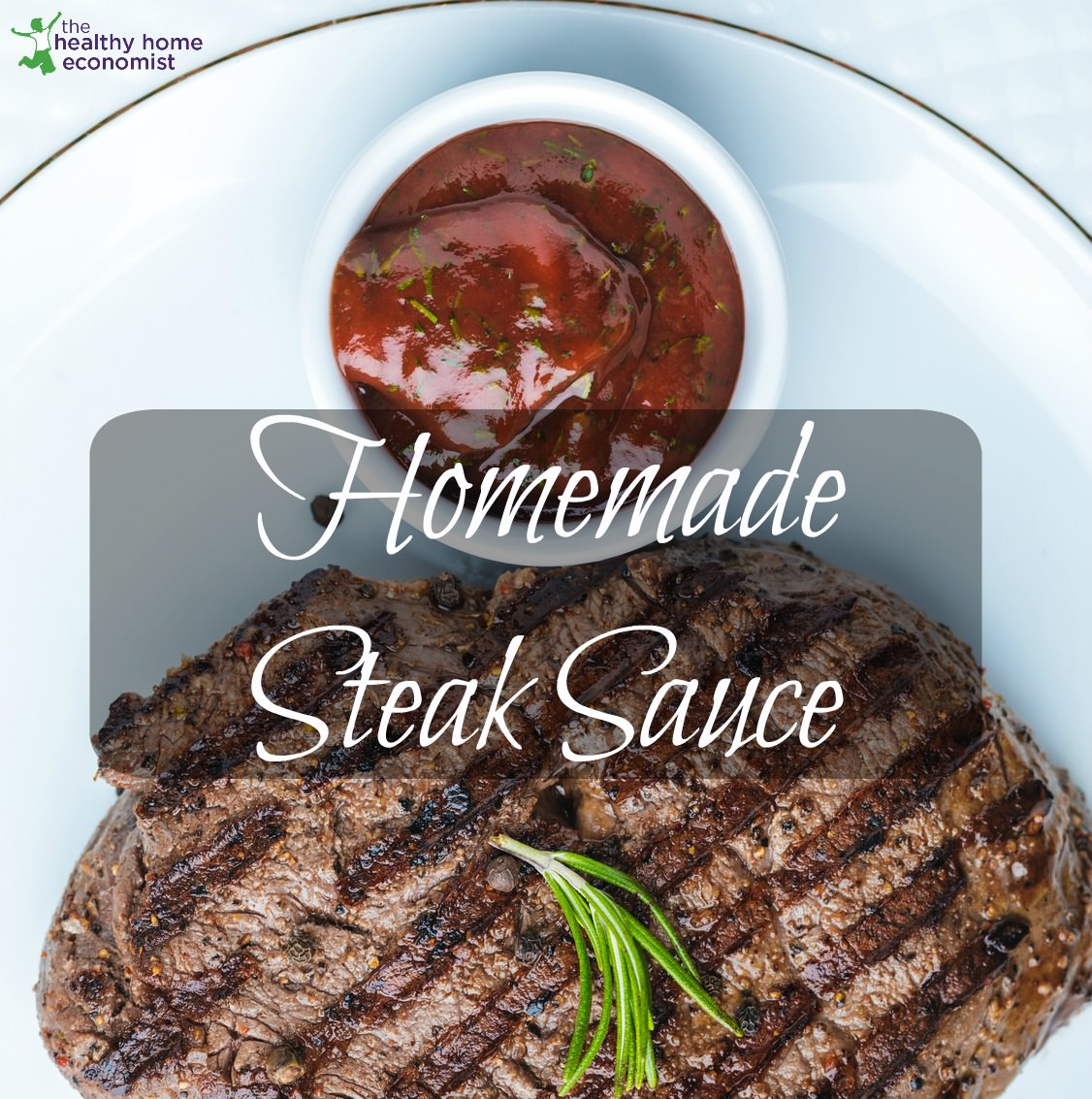 homemade steak sauce
