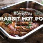 Moroccan Rabbit Hot Pot