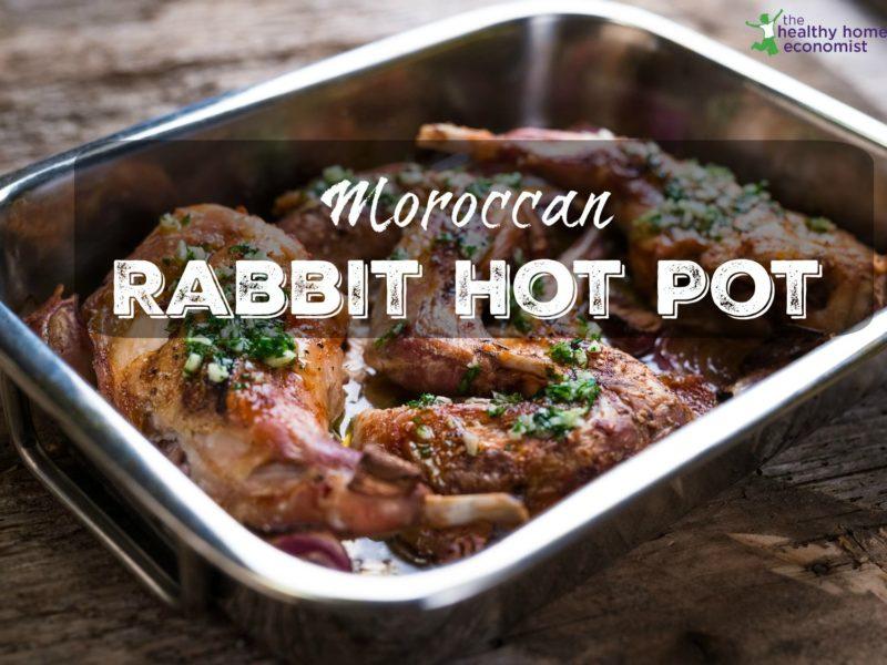 rabbit hot pot