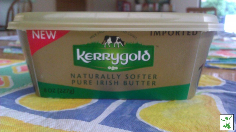 package of kerrygold