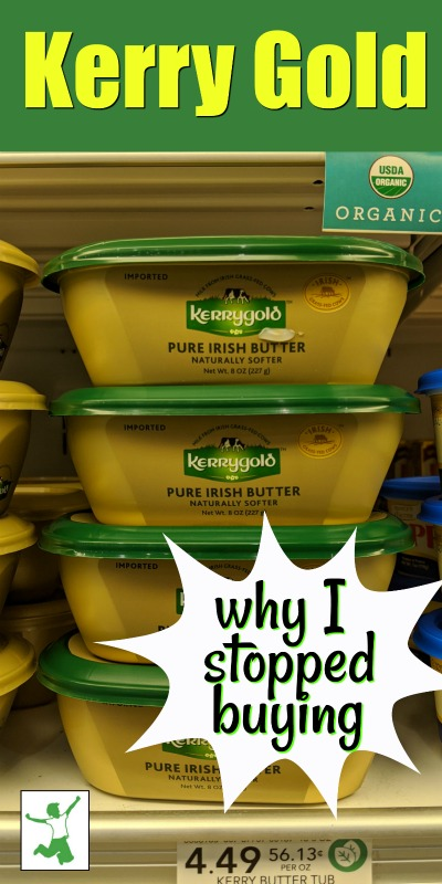 kerrygold dangers