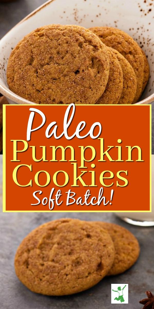 soft batch pumpkin cookies