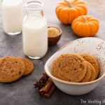 homemade pumpkin cookies
