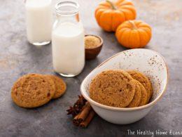 Paleo Pumpkin Cookies Recipe (Soft Batch Style) 1