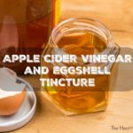 apple cider vinegar tincture recipe