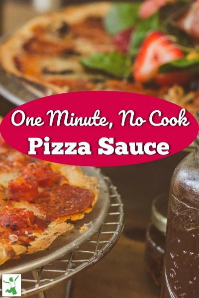 diy pizza sauce recipe