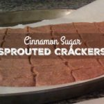 sprouted crackers
