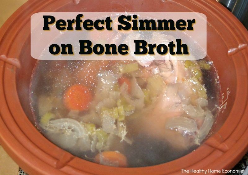 bone broth perfect simmer