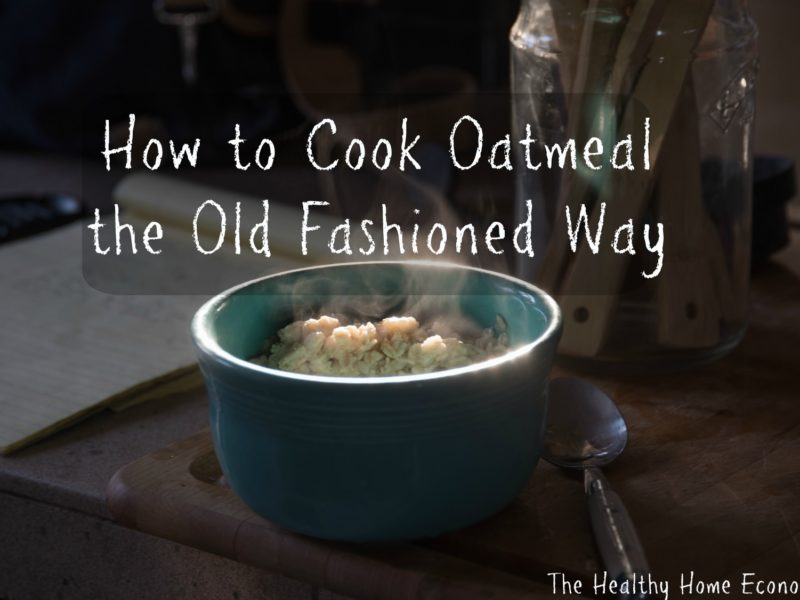 how to cook oatmeal, overnight oats
