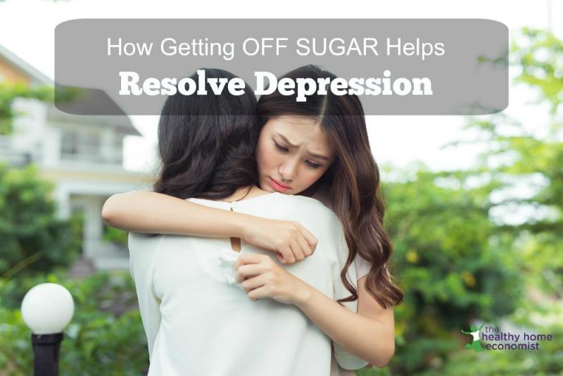 depression and sugar