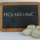natural miscarriage
