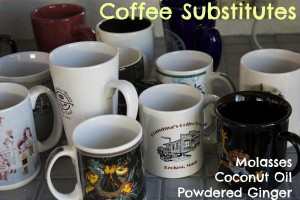 coffee substitutes
