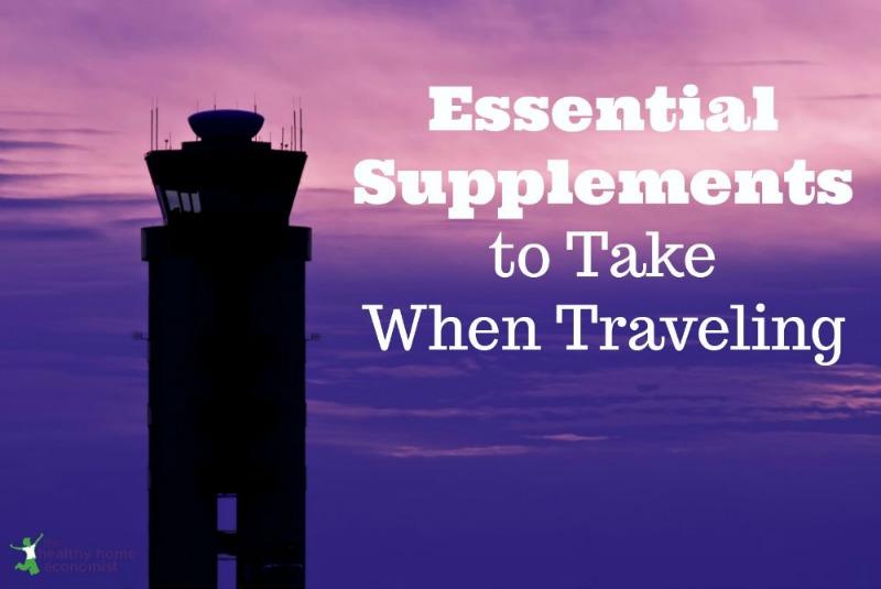 best travel supplements