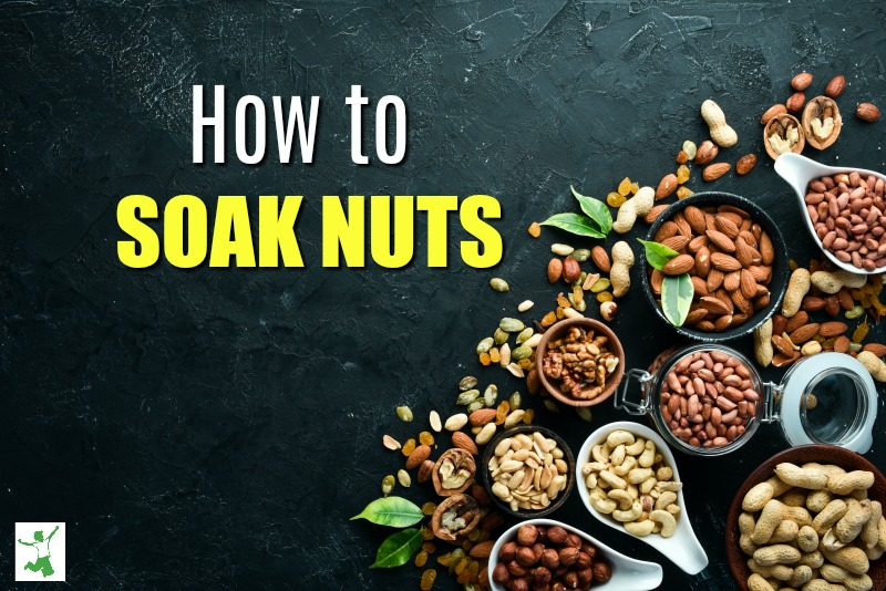 soaked nuts